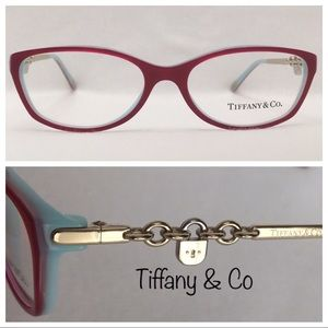 TIFFANY TF2063 Berry Fuchsia/ TF Blue 8167 size 52